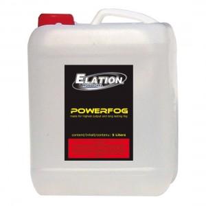 elation fog fluid powerfog 5 liter 1