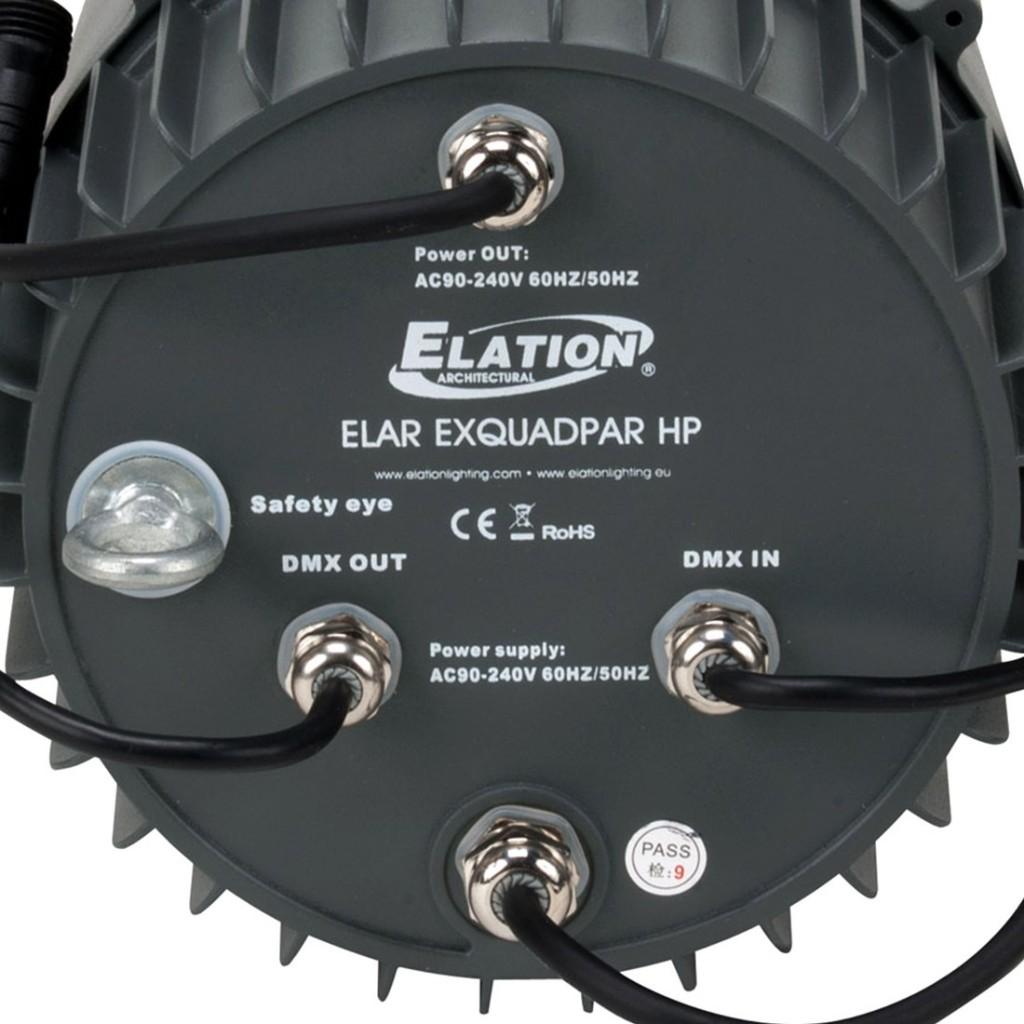 elation elar extqw par hp 2
