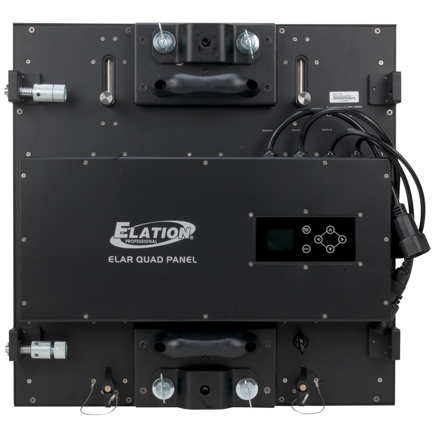 elation elar quad panel 4